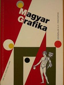 Dr. Hall Géza - Magyar Grafika 2000/5. [antikvár]