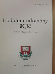Adriano Papo - Irodalomtudomány 2001/1-2. [antikvár]