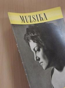 Fábián Imre - Muzsika 1962. január [antikvár]