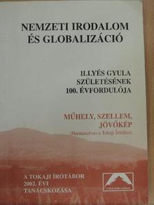 Anton Hykisch - Nemzeti irodalom és globalizáció [antikvár]