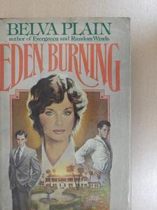 Belva Plain - Eden Burning [antikvár]
