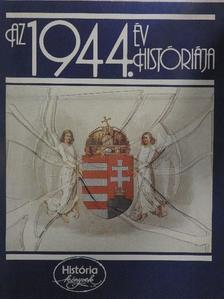 A. I. Puskas - Az 1944. év históriája [antikvár]