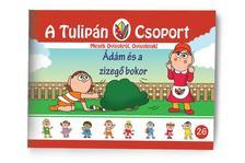 Szabó Ágnes - Ádám és a zizegő bokor