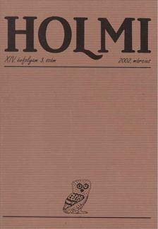 Réz Pál - HOLMI 2002. március [antikvár]