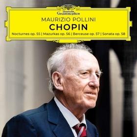 Chopin - NOCTURNES, MAZURKAS, BERCEUSE, SONATA CD MAURIZIO POLLINI