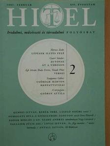 Ágh István - Hitel 2003. február [antikvár]