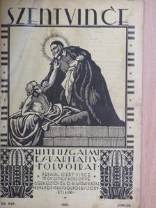Dezsényi Béla - Szent Vince 1935. január [antikvár]