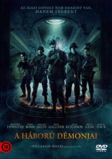 A HÁBORÚ DÉMONJAI - DVD