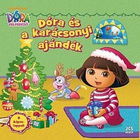 Estelle Cerutti és Marie-Celine Moulhiac - Dóra, a felfedező - Dóra és a karácsonyi ajándék