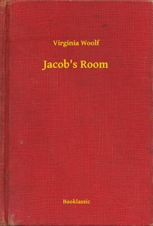 Virginia Woolf - Jacob's Room [eKönyv: epub, mobi]