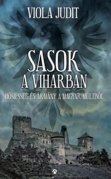 Viola Judit - Sasok a viharban - Hősiesség és ármány a magyar múltból [eKönyv: epub, mobi]