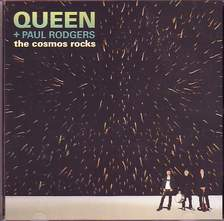 Queen - THE COSMOS ROCKS CD QUEEN