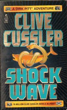 Clive Cussler - Shock Wave [antikvár]