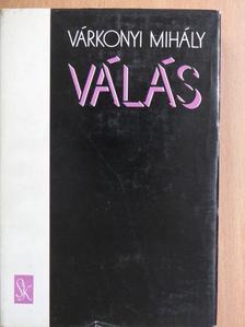Várkonyi Mihály - Válás [antikvár]
