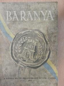 Babics András - Baranya  [antikvár]