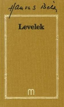 HAMVAS BÉLA - LEVELEK
