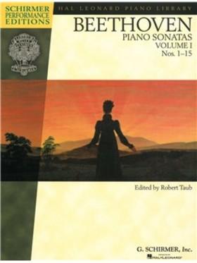 BEETHOVEN - PIANO SONATAS VOLUME I NOS. 1-15
