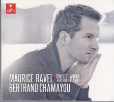 RAVEL... - COMPLETE WORKS FOR SOLO PIANO 2CD CHAMAYOU