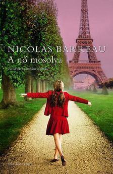 Nicolas Barreau - A nő mosolya [antikvár]
