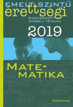 Emelt szintű érettségi - matematika - 2019