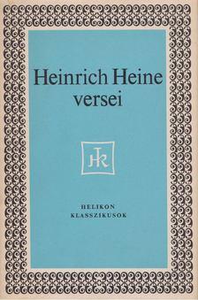 Heine, Heinrich - Heinrich Heine versei [antikvár]