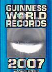 Craig Glenday - Guinness World Records 2007 [antikvár]
