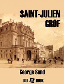 Sand Georges - Saint Julien gróf [eKönyv: epub, mobi]