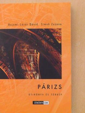 Bajomi-Lázár Dávid - Párizs [antikvár]