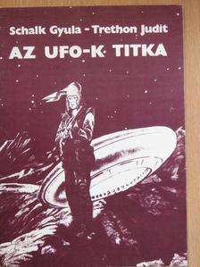 Schalk Gyula - Az UFO-k titka [antikvár]
