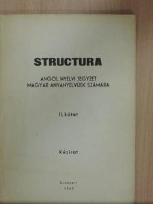 Gabay László - Structura II. [antikvár]