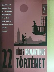Alphonse Daudet - 22 híres romantikus történet [antikvár]