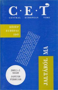 Koppány Zsolt - Central European Time 2005/1-2. [antikvár]
