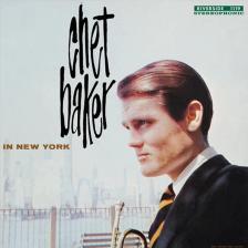 CHET BAKER - CHET BAKER IN NEW YORK LP