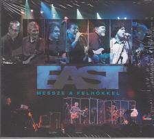 MESSZE A FELHŐKKEL 2CD - EAST KONCERT 2012