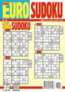 CSOSCH KIADÓ - EURO Sudoku 2016/3