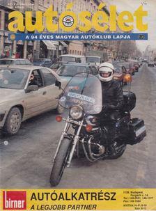 Lovász Károly - Autósélet 1994. április [antikvár]