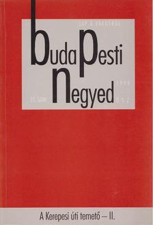 Mihancsik Zsófia - Budapesti negyed 1999. 25. szám ősz [antikvár]