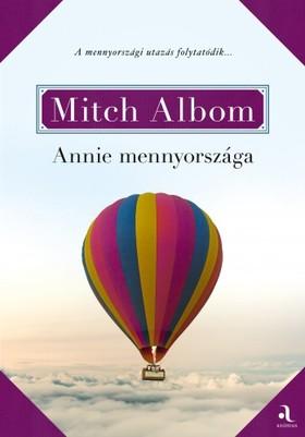 Mitch Albom - Annie mennyországa [eKönyv: epub, mobi]