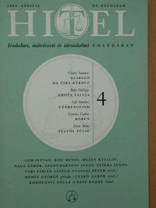 Ágh István - Hitel 2002. április [antikvár]