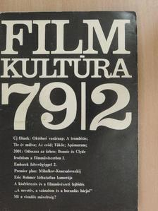 Báron György - Filmkultúra 1979. március-április [antikvár]