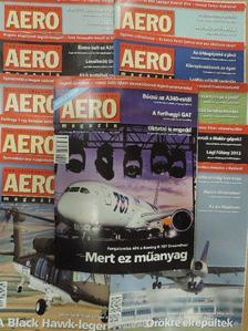 Pál László - Aero Magazin 2012. január-december [antikvár]