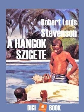 ROBERT LOUIS STEVENSON - A Hangok Szigete [eKönyv: epub, mobi]