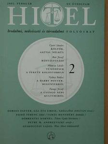 Ablonczy László - Hitel 2002. február [antikvár]