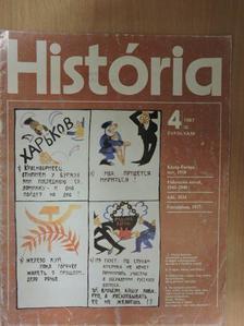 Ádám Magda - História 1987/4. [antikvár]