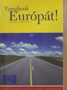 Frey Mária - Tanuljunk Európát! [antikvár]
