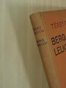 Térey Sándor - Berg Kristóf lelkiismerete [antikvár]