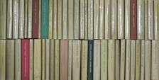 """Áprily Lajos - """"55 kötet a 30 év sorozatból (nem teljes sorozat)"""" [antikvár]"""