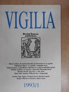 Bárdos László - Vigilia 1993. január [antikvár]