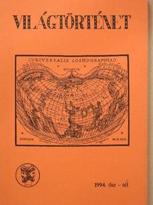 Harsányi Iván - Világtörténet 1994. ősz-tél [antikvár]