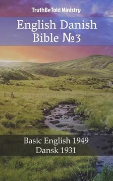 TruthBeTold Ministry, Joern Andre Halseth, Samuel Henry Hooke - English Danish Bible 3 [eKönyv: epub, mobi]